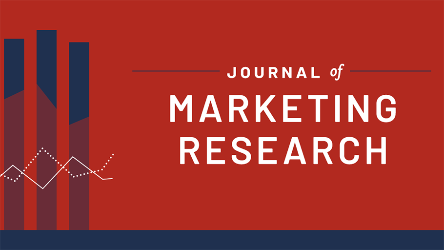 Orhun and Palazzolo Win Journal of Marketing Research 2019 Paul E. Green Award