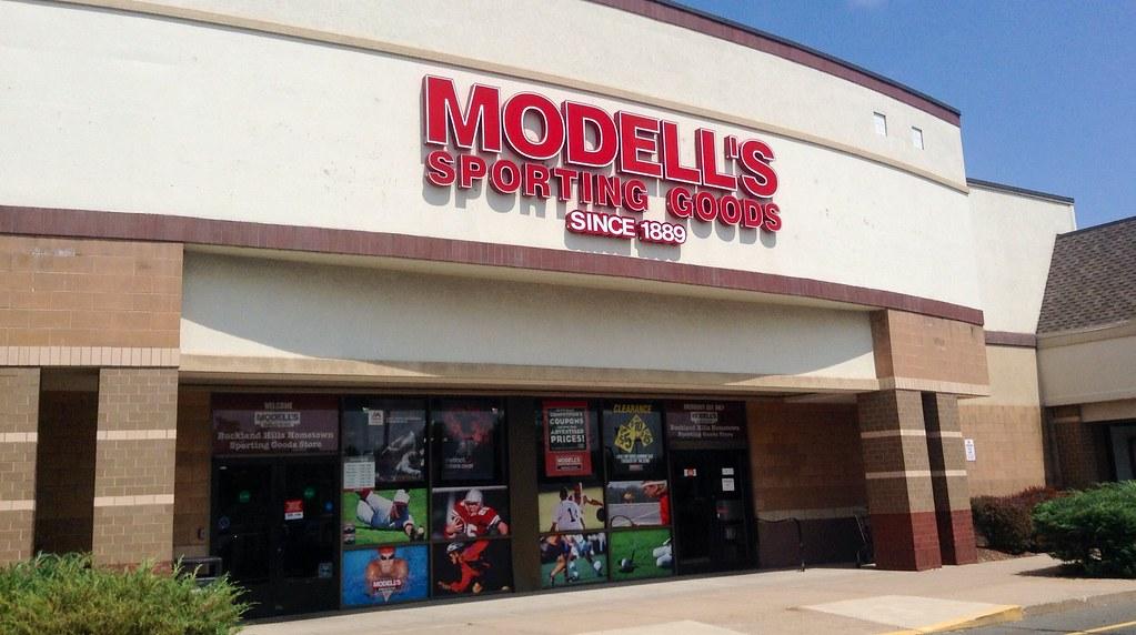 Modell's Sporting Goods store