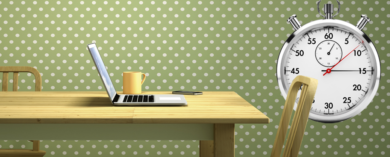 15 Minutes of Your Time — WFH Edition