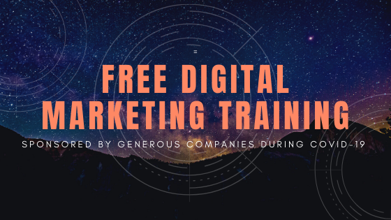 Free Digital Marketing Training for Students