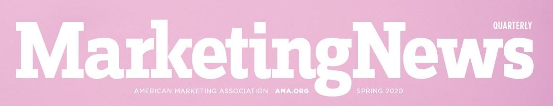 Marketing News Quarterly Spring 2020 flag