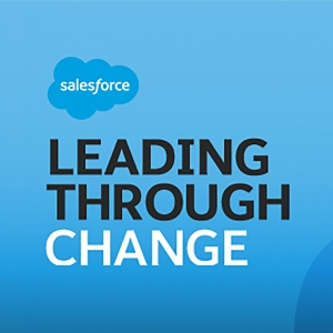 Salesforce Leading Through Change logo
