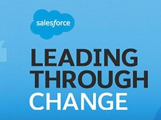 Salesforce Leading Through Change header image