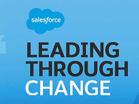 Salesforce Leading Through Change header image
