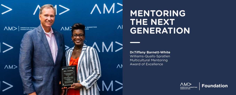 Williams-Qualls-Spratlen (WQS) Award: Multicultural Mentoring Award of Excellence