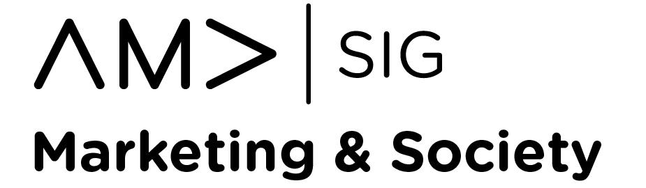 Marketing and Society SIG