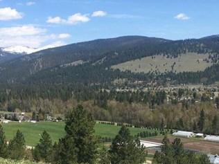 Missoula's Rattlesnake Valley, Montana