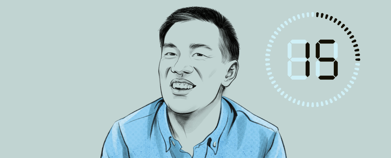 15 Minutes of Your Time: Andrew Mok