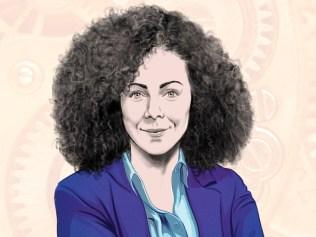 illustration of Sadira Furlow