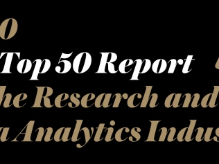 2020 u.s. top 50 report on the research and data analytics industry