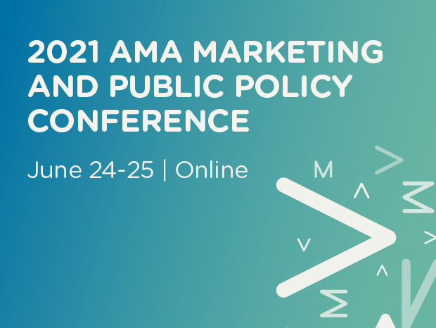 Call for Papers: 2021 AMA Marketing and Public Policy Conference