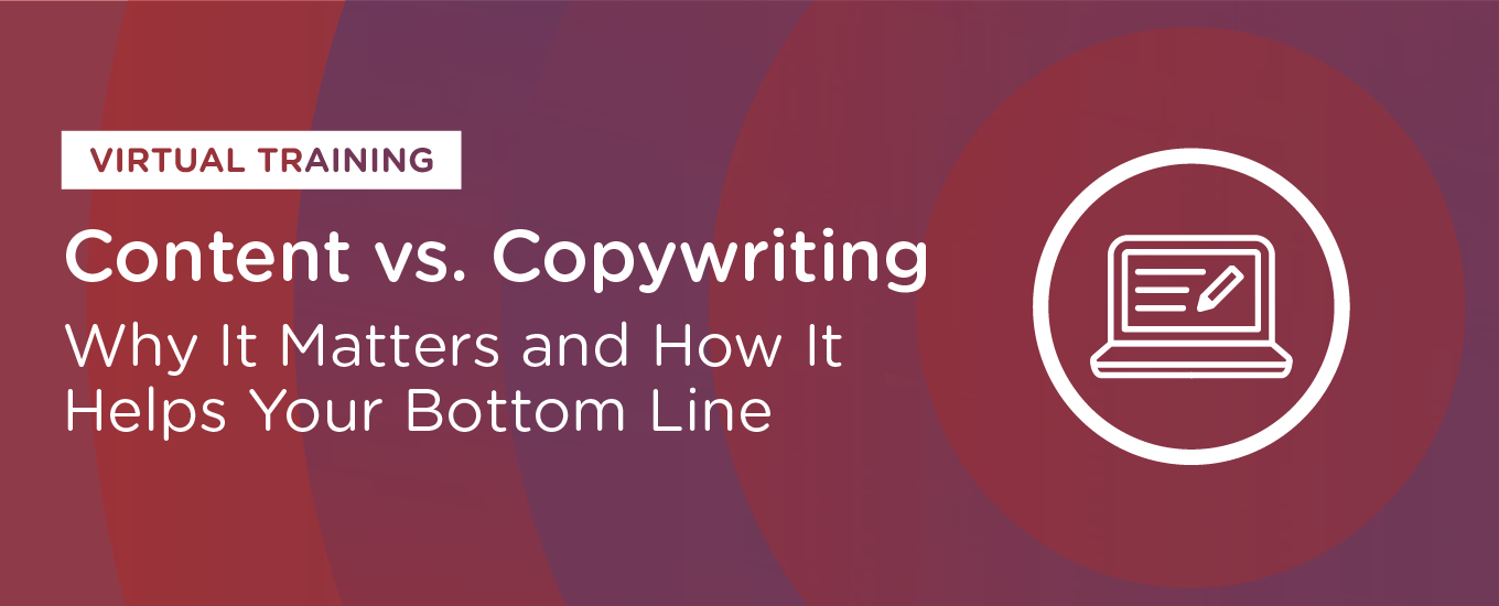 On-Demand Resources: Copywriting vs. Content