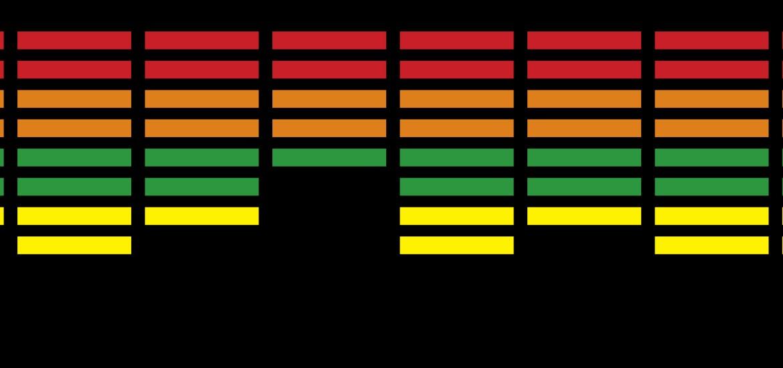 multicolored bars