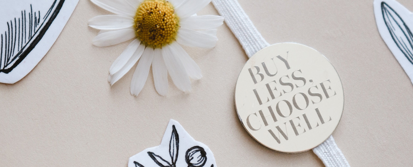 Buy Less, Buy Luxury: Helping Consumers Adopt a Sustainable Fashion Philosophy
