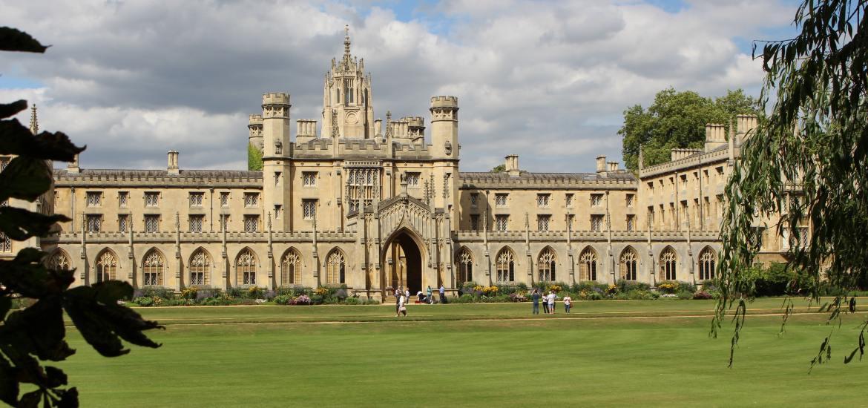 University landscape higher education marketing