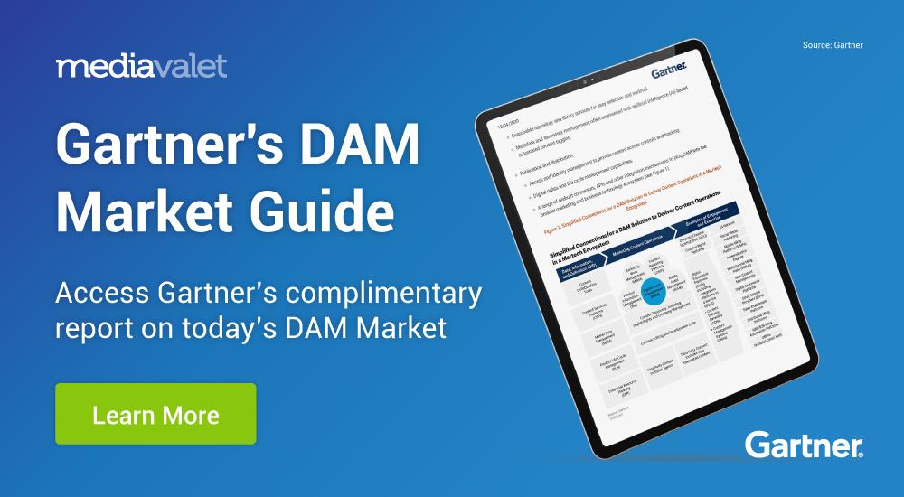 2020 Gartner Market Guide for Digital Asset Management