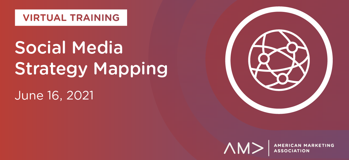 Social Media Strategy Mapping Virtual Training: On-Demand Resources