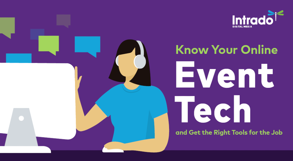 Know Your Online Event Tech
