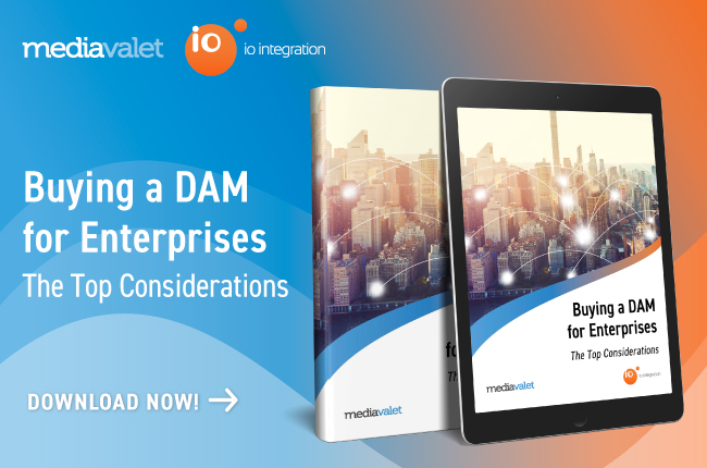 Buying a DAM for Enterprises