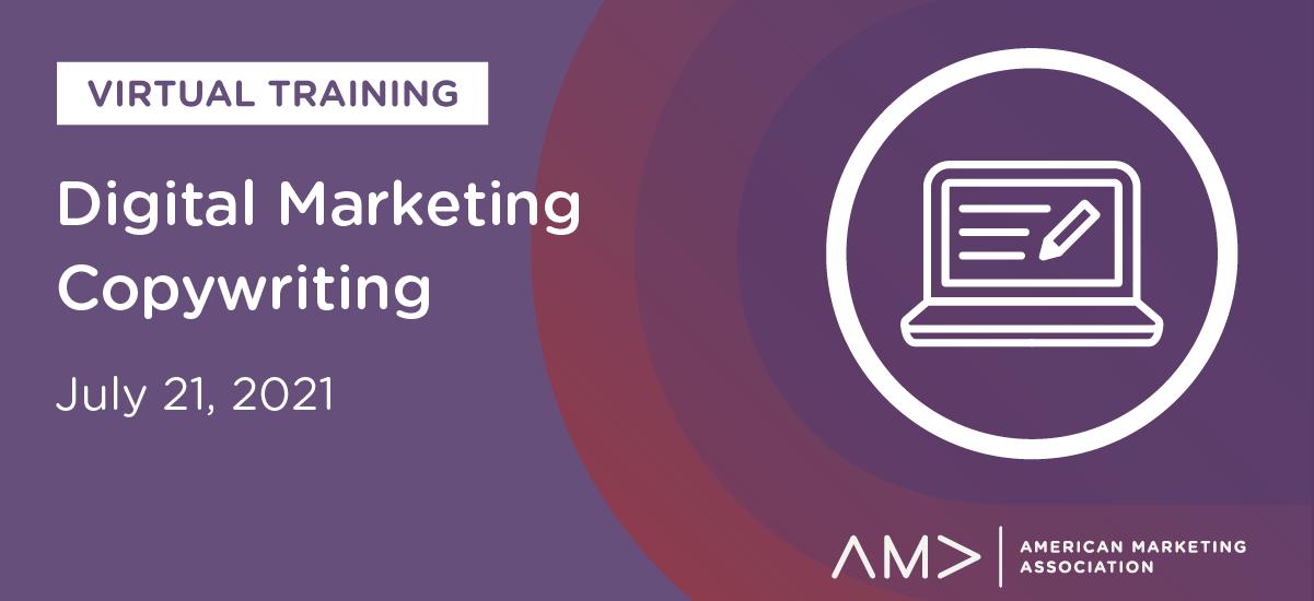 Digital Marketing Copywriting Virtual Training: On-Demand Resources