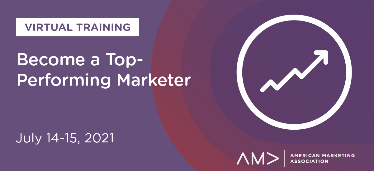 Top Performing Marketer Virtual Training: On-Demand Resources