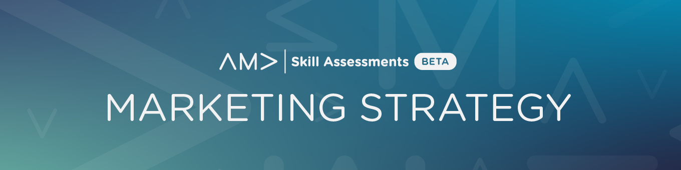 Assess Your Strategy Skills