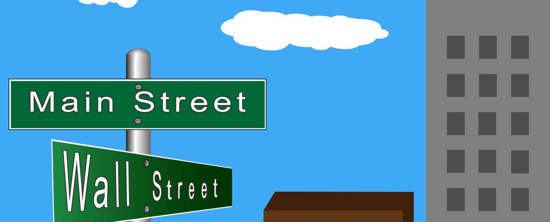 How Does Main Street Drive Wall Street?