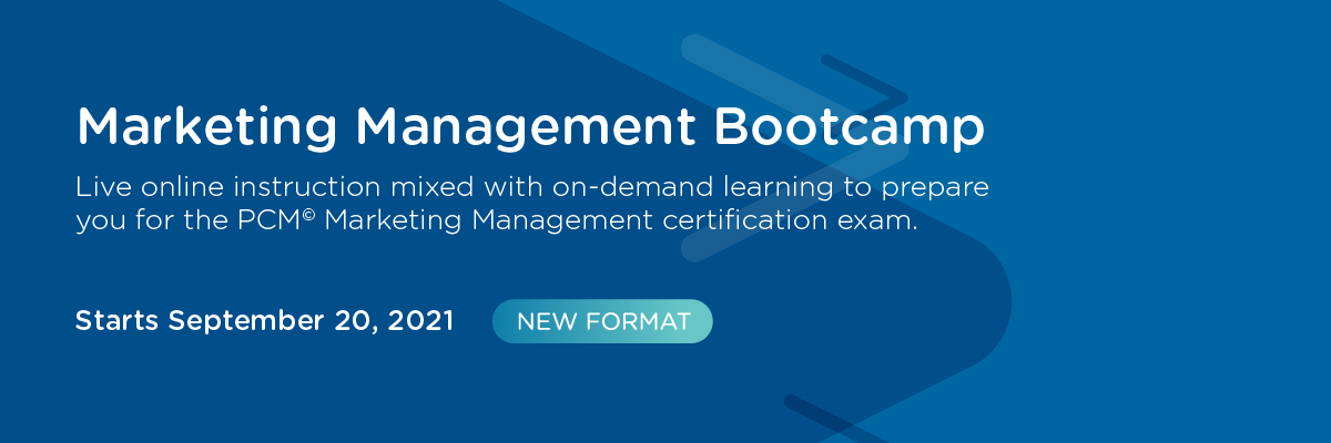 Marketing Management Bootcamp: On-Demand Sessions